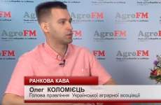 In Ukraine, there is a big problem with access to financial resources for small and medium-sized agricultural producers - Oleg Kolomiiets